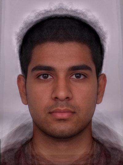 West Asian Male
